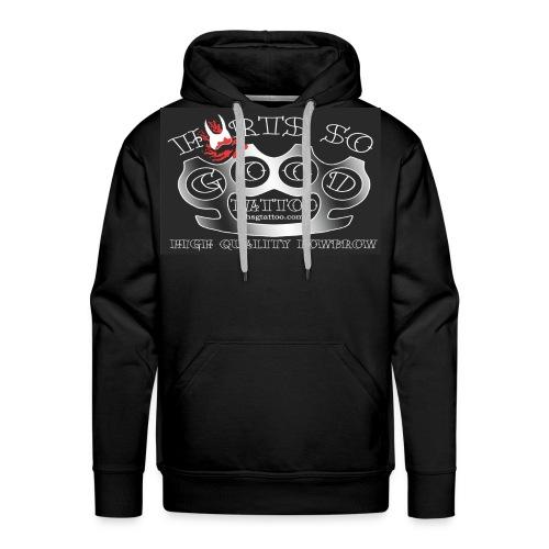 logo hoodie - Men's Premium Hoodie