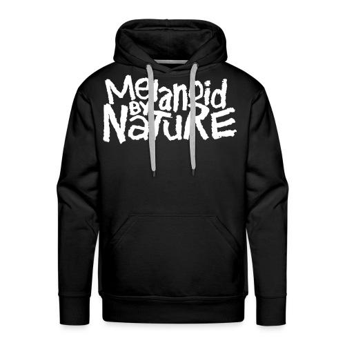 Melanoid Hoodie - Men's Premium Hoodie