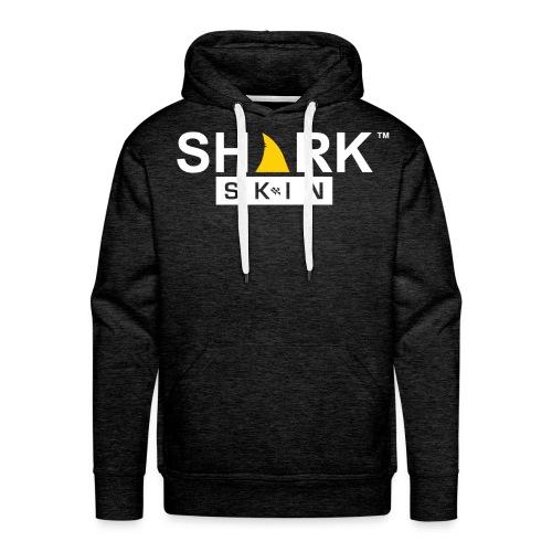 Shark Skin Logo Hoodie - Men's Premium Hoodie