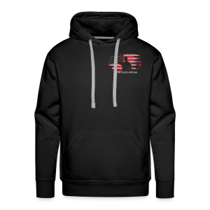Freedom isn't free. We paid for it. - Men's Premium Hoodie
