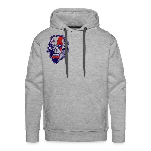 Gorilla designed jumper - Men's Premium Hoodie