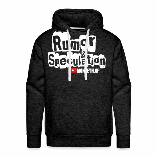 MonkeyFlop Sweater Rumor & Speculation Adult - Men's Premium Hoodie