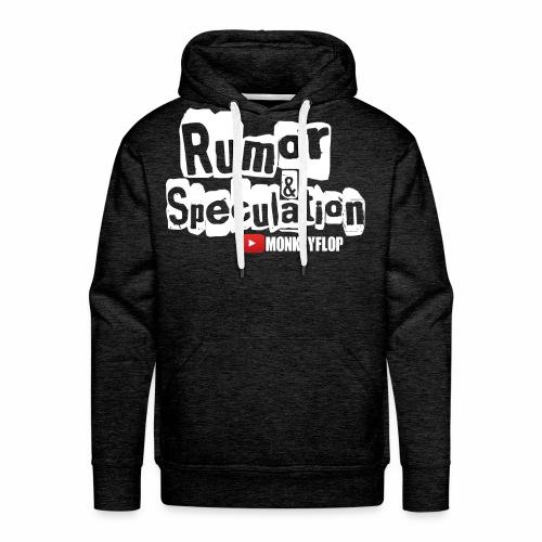 MonkeyFlop Sweater Rumor & Speculation Adult - Men's Premium Hoodie