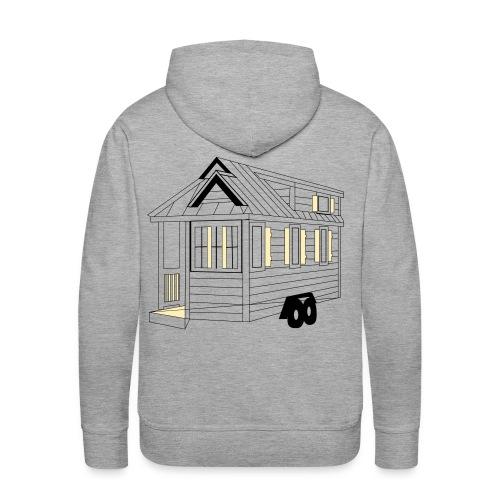 Men's Tiny House Sweatshirt - Men's Premium Hoodie