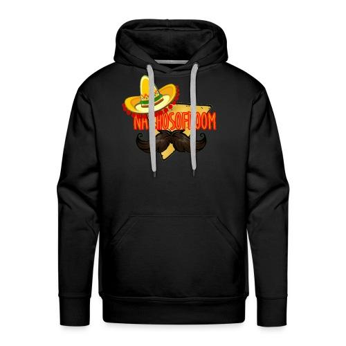 NachosofDoom Hoodie (Male) - Men's Premium Hoodie