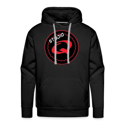 Studio Q Logo Men's Hoodie - Men's Premium Hoodie