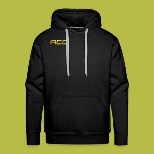Simple Hoodie with ACG Colors - Men's Premium Hoodie