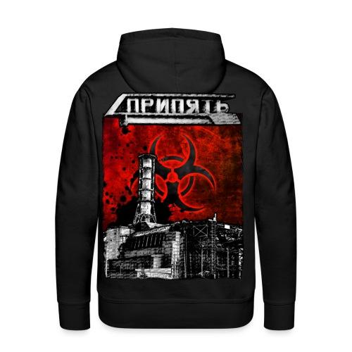 Pripyat Reactor - Men's Premium Hoodie