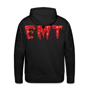 BLOODY EMT Men's Hooded Sweatshirt - Men's Premium Hoodie
