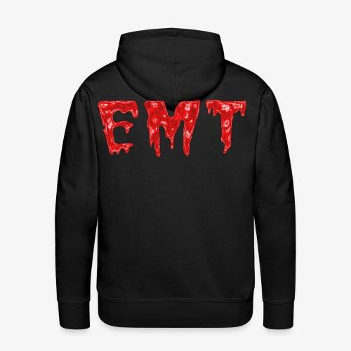 BLOODY EMT Men's Hoodie Sweatshirt - Men's Premium Hoodie