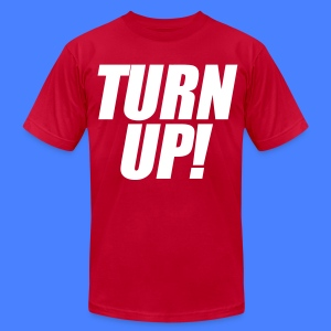 Turn Up T-Shirts - stayflyclothing.com - Men's T-Shirt by American Apparel