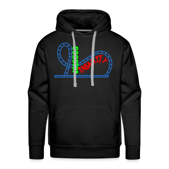 Men's Premium Hoodie (Multiple Colors Available)