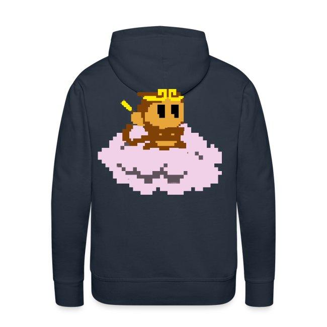 Premium Bitcoin Sarutobi hoodie