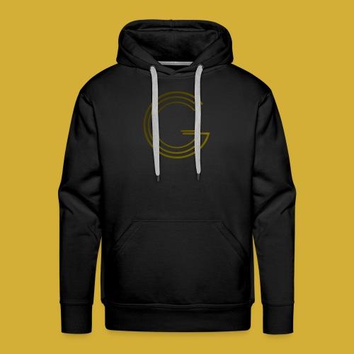 Stylized GCG Mens Sweater - Men's Premium Hoodie