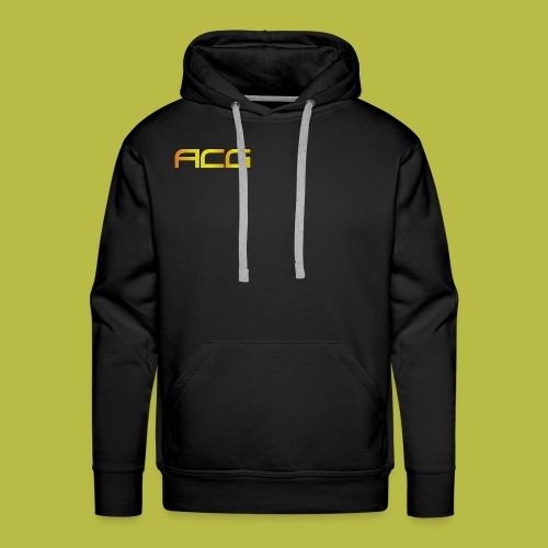 ACG Hoodie With New Font - Men's Premium Hoodie