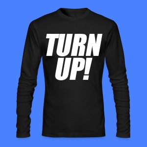 Turn Up Long Sleeve Shirts - stayflyclothing.com - Men's Long Sleeve T-Shirt by Next Level