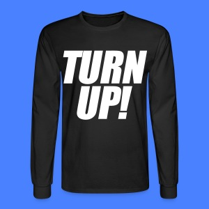 Turn Up Long Sleeve Shirts - stayflyclothing.com - Men's Long Sleeve T-Shirt