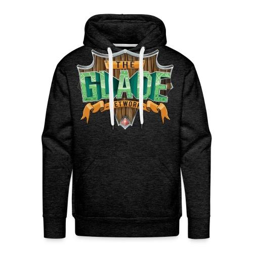 Glade Network Mens Premium Hoodie - Men's Premium Hoodie