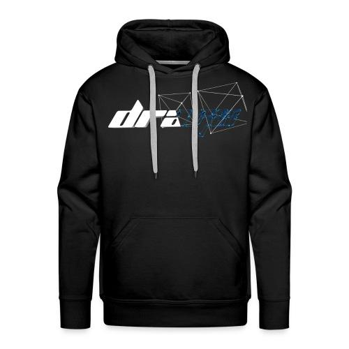DragX Plexus Hoodie - Men's Premium Hoodie