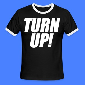 Turn Up T-Shirts - stayflyclothing.com - Men's Ringer T-Shirt
