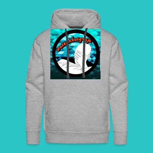 Trui logo - Men's Premium Hoodie