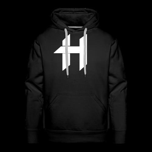 Mens {Hue Hoodie} - Men's Premium Hoodie