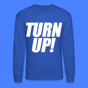 Turn Up Long Sleeve Shirts - stayflyclothing.com - Crewneck Sweatshirt