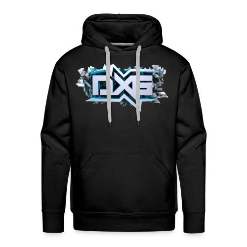 DragX Double Hoodie - Men's Premium Hoodie