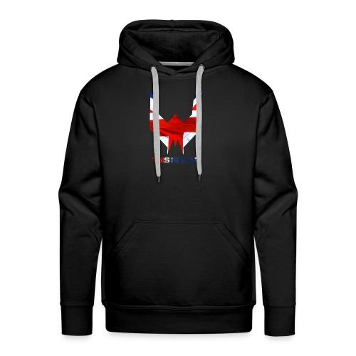 War UK Hoodie - Men's Premium Hoodie