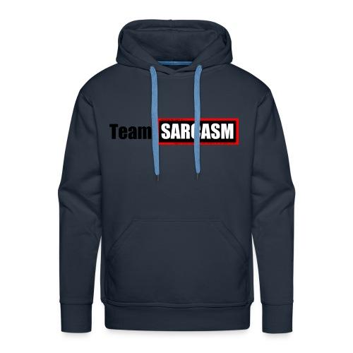 Team Sarcasm Logo - Men's Premium Hoodie