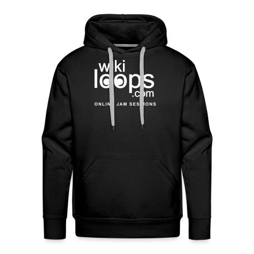 Loops Hoodie No.1 - Men's Premium Hoodie