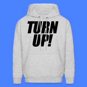 Turn Up Hoodies - stayflyclothing.com - Men's Hoodie