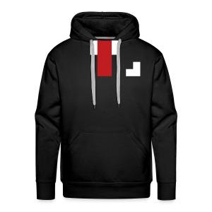 Suit Hoodie - Men's Premium Hoodie
