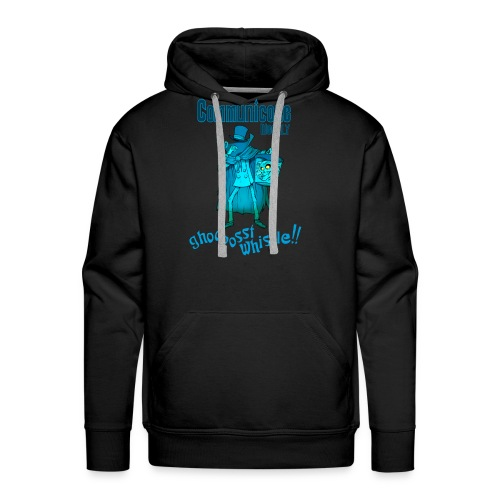 Ghost Whistle! - Sweatshirt - Men's Premium Hoodie