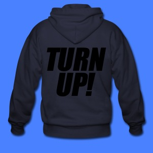 Turn Up Zip Hoodies/Jackets - stayflyclothing.com - Men's Zip Hoodie