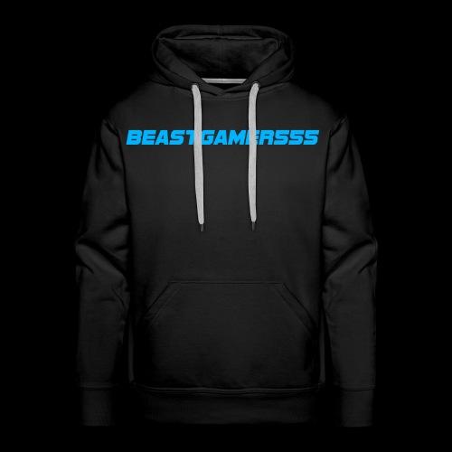 Beastgamer555 1st Hoodie - Men's Premium Hoodie