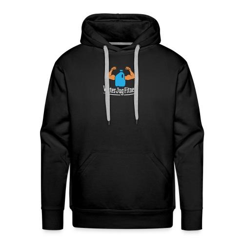 Men's Premium WaterJugFitness Hoodie - Men's Premium Hoodie