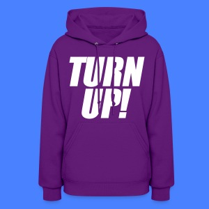 Turn Up Hoodies - stayflyclothing.com - Women's Hoodie