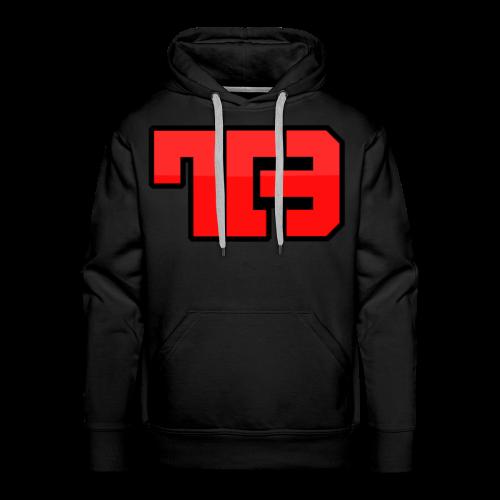 TR3 Men's Jumper Edition - Men's Premium Hoodie