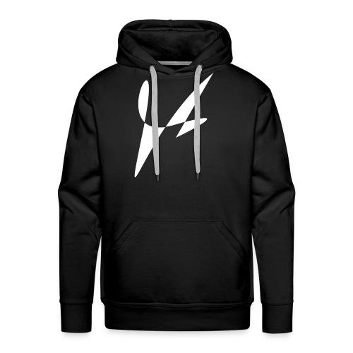 Abstract Art Hoodie - Men's Premium Hoodie