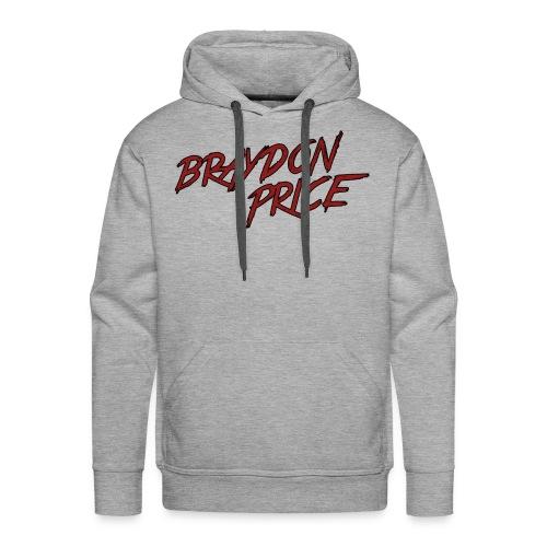 Men's Premium Hoodie - Braydon Price Front - Men's Premium Hoodie