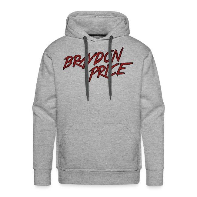 bef1078334e Men s Premium Hoodie - Braydon Price Front