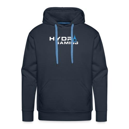 Jacket (White Logo) - Men's Premium Hoodie