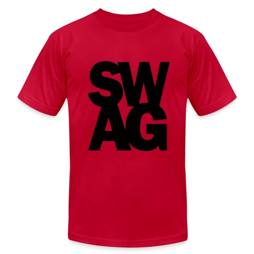 Swag Slim fit T-shirt - Men's Fine Jersey T-Shirt