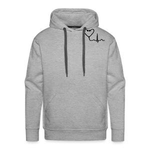 Pull over hoodie - Men's Premium Hoodie
