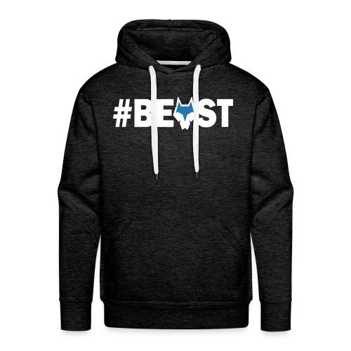 #BEAST hoodie - Men's Premium Hoodie