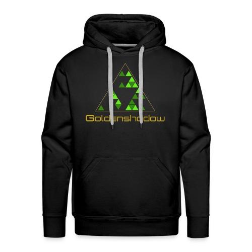 Golden Hoodie (Mens) - Men's Premium Hoodie
