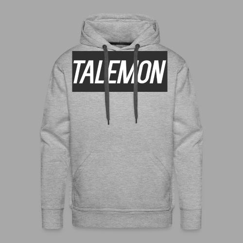 "Men's Premium ""Talemon"" Hoodie - Men's Premium Hoodie"
