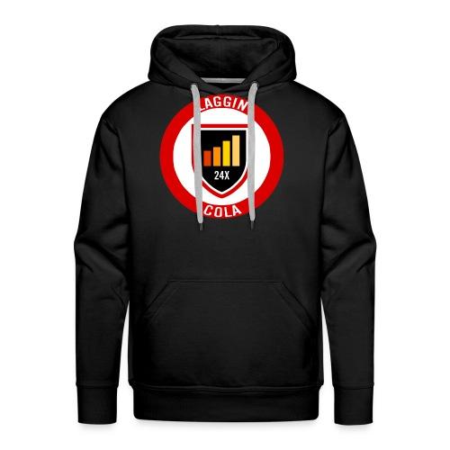 Laggin Cola Hoodie - Warm Edition - Men's Premium Hoodie