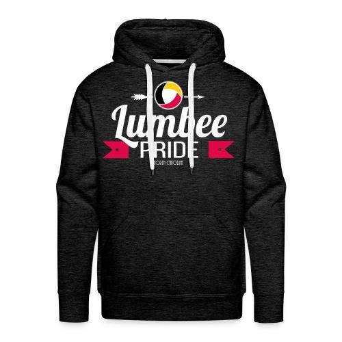 Classic Lumbee Pride Hoodie - Men's Premium Hoodie